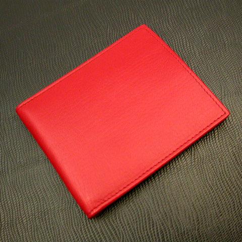 ロレックス ノベルティー 財布 赤色