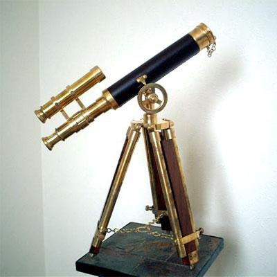 英国製 アンティーク望遠鏡 ブラック –  アンティーク時計通販専門店・タイムピース