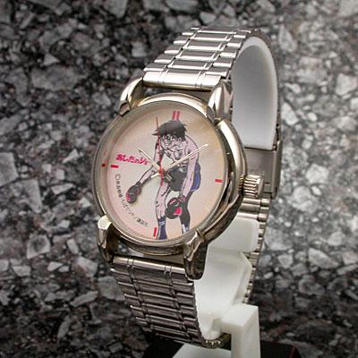 あしたのジョー 機械式腕時計 アンティークウオッチ