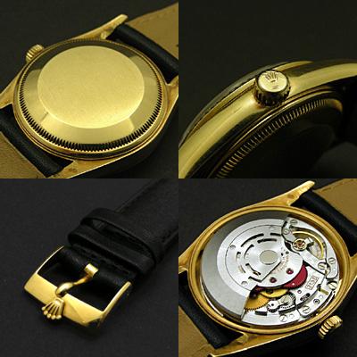 ロレックス オイスターパーペチュアル デイト Ref.15238 18K無垢 美品 アンティークウオッチ