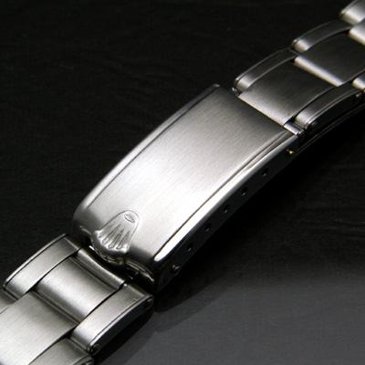 ロレックス 3連 リベットブレス 19mm