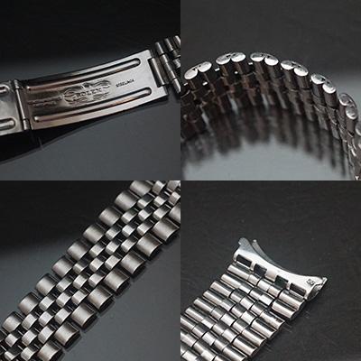 ロレックス 5連 ジュビリーブレス SS 20mm